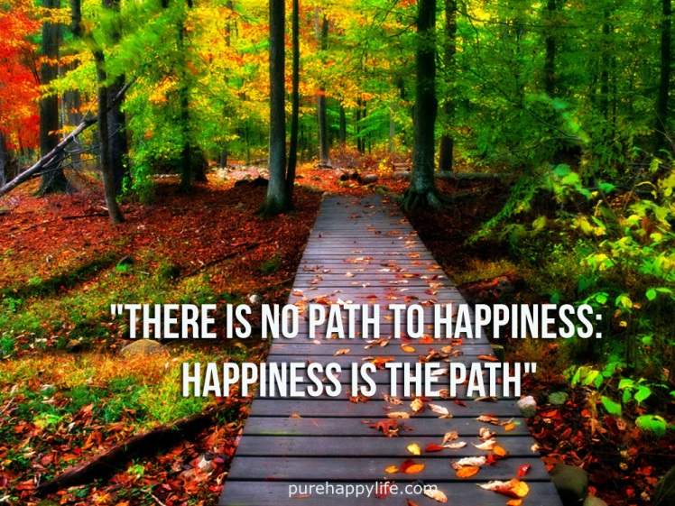 happiness-path