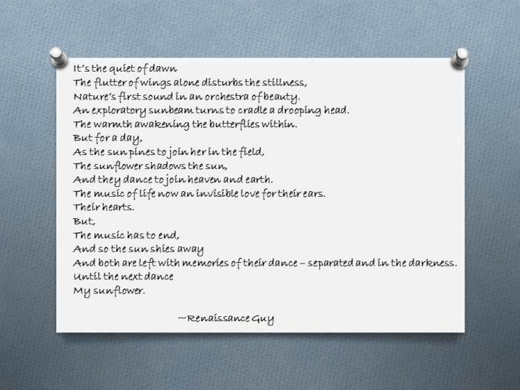 Isaure's Poem