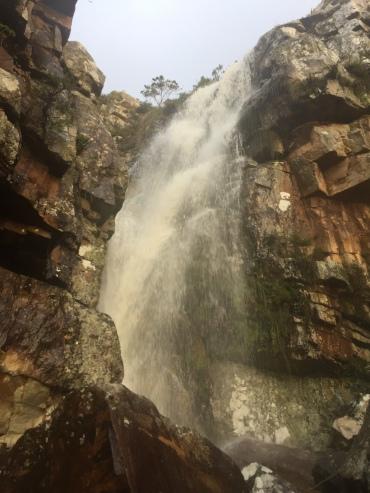 365 ubuntu Climbs experiencing waterfalls