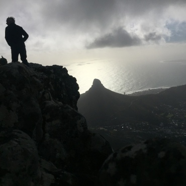 Calm before storm 365 Ubuntu Climbs