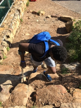 Lifa Hlongwa climb 145 365 Ubuntu Climbs